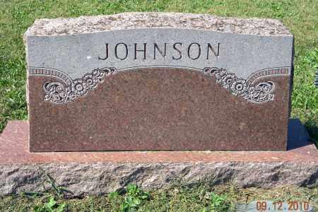 JOHNSON, HENRY E - Saunders County, Nebraska | HENRY E JOHNSON - Nebraska Gravestone Photos