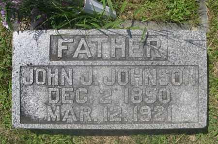 JOHNSON, JOHN J. - Saunders County, Nebraska | JOHN J. JOHNSON - Nebraska Gravestone Photos