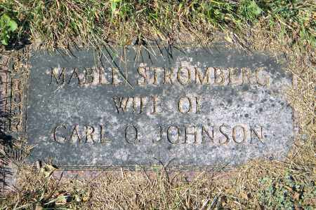 JOHNSON, MABLE - Saunders County, Nebraska | MABLE JOHNSON - Nebraska Gravestone Photos