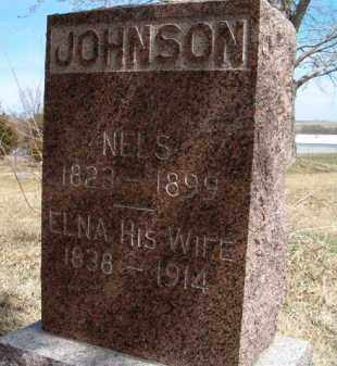 JOHNSON, ELNA - Saunders County, Nebraska | ELNA JOHNSON - Nebraska Gravestone Photos