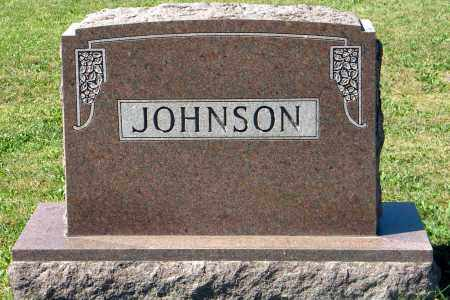 JOHNSON, EMMA CHRISTINA - Saunders County, Nebraska | EMMA CHRISTINA JOHNSON - Nebraska Gravestone Photos