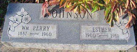 JOHNSON, ESTHER - Saunders County, Nebraska | ESTHER JOHNSON - Nebraska Gravestone Photos