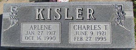 KISLER, CHARLES T. - Saunders County, Nebraska | CHARLES T. KISLER - Nebraska Gravestone Photos