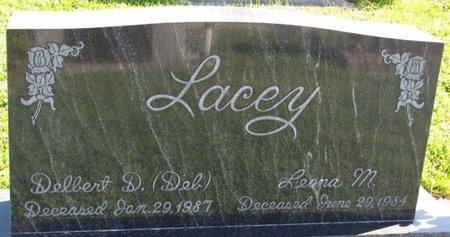 LACEY, LEONA M. - Saunders County, Nebraska | LEONA M. LACEY - Nebraska Gravestone Photos
