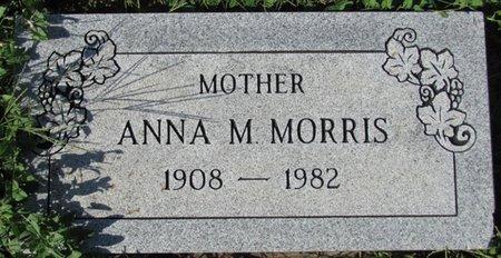 MORRIS, ANNA MAE - Saunders County, Nebraska | ANNA MAE MORRIS - Nebraska Gravestone Photos