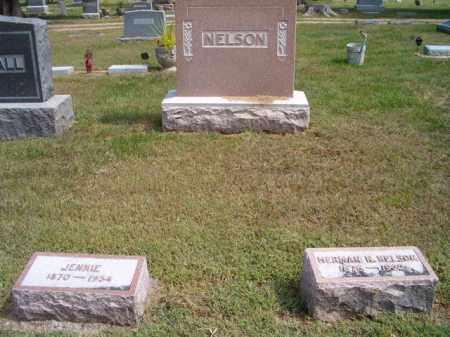 NELSON, (FAMILY PLOT) - Saunders County, Nebraska   (FAMILY PLOT) NELSON - Nebraska Gravestone Photos