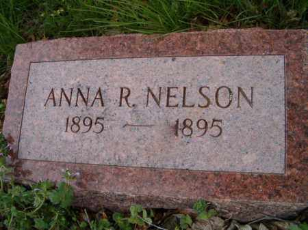NELSON, ANNA R. - Saunders County, Nebraska   ANNA R. NELSON - Nebraska Gravestone Photos