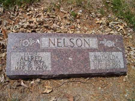NELSON, ALFRED - Saunders County, Nebraska   ALFRED NELSON - Nebraska Gravestone Photos