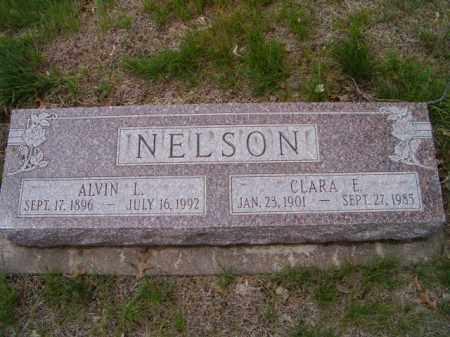NELSON, ALVIN L. - Saunders County, Nebraska | ALVIN L. NELSON - Nebraska Gravestone Photos