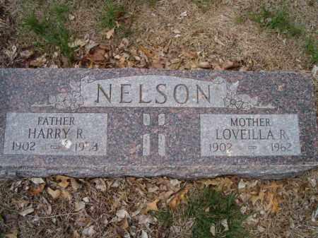 NELSON, LOVEILLA R. - Saunders County, Nebraska | LOVEILLA R. NELSON - Nebraska Gravestone Photos