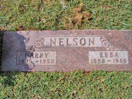 NELSON, HARRY - Saunders County, Nebraska | HARRY NELSON - Nebraska Gravestone Photos