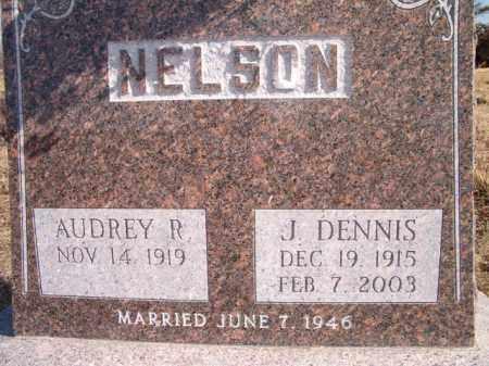 NELSON, J. DENNIS - Saunders County, Nebraska   J. DENNIS NELSON - Nebraska Gravestone Photos