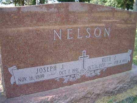 NELSON, JOSEPH J. - Saunders County, Nebraska | JOSEPH J. NELSON - Nebraska Gravestone Photos
