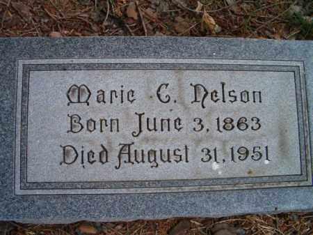 NELSON, MARIE C. - Saunders County, Nebraska | MARIE C. NELSON - Nebraska Gravestone Photos