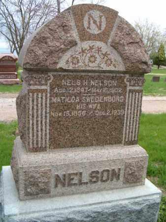 NELSON, MATILDA - Saunders County, Nebraska | MATILDA NELSON - Nebraska Gravestone Photos