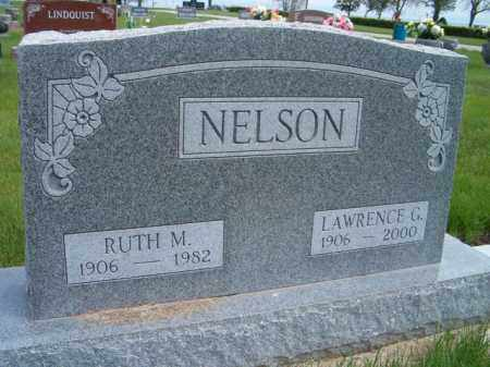 NELSON, LAWRENCE G. - Saunders County, Nebraska | LAWRENCE G. NELSON - Nebraska Gravestone Photos
