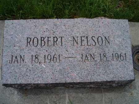 NELSON, ROBERT - Saunders County, Nebraska   ROBERT NELSON - Nebraska Gravestone Photos