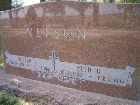 NELSON, RUTH O. - Saunders County, Nebraska | RUTH O. NELSON - Nebraska Gravestone Photos