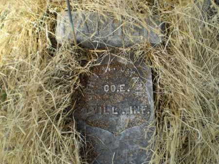O'KANE, JOHN W - Saunders County, Nebraska | JOHN W O'KANE - Nebraska Gravestone Photos