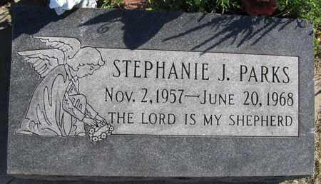 PARKS, STEPHANIE J. - Saunders County, Nebraska | STEPHANIE J. PARKS - Nebraska Gravestone Photos