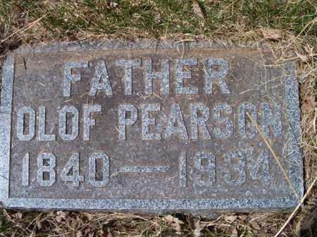 PEARSON, OLOF - Saunders County, Nebraska | OLOF PEARSON - Nebraska Gravestone Photos