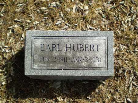 PEGLOW, EARL HUBERT - Saunders County, Nebraska | EARL HUBERT PEGLOW - Nebraska Gravestone Photos