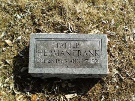 PEGLOW, HERMAN FRANK - Saunders County, Nebraska | HERMAN FRANK PEGLOW - Nebraska Gravestone Photos