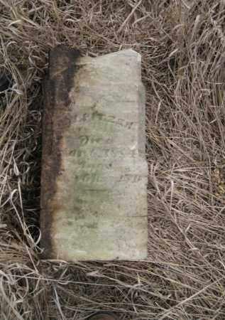 PITZER, G.W. - Saunders County, Nebraska | G.W. PITZER - Nebraska Gravestone Photos