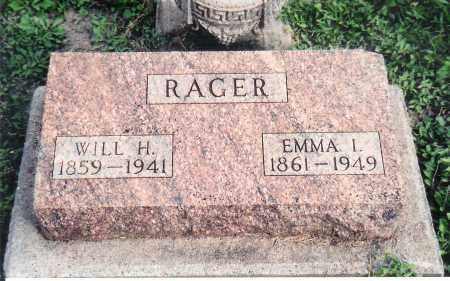 RAGER, WILL - Saunders County, Nebraska | WILL RAGER - Nebraska Gravestone Photos
