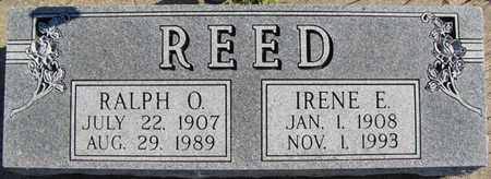 REED, RALPH O. - Saunders County, Nebraska | RALPH O. REED - Nebraska Gravestone Photos