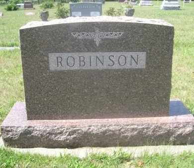 ROBINSON, FAMILY - Saunders County, Nebraska | FAMILY ROBINSON - Nebraska Gravestone Photos