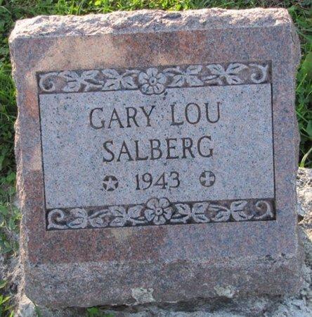 SALBERG, GARY LOU - Saunders County, Nebraska | GARY LOU SALBERG - Nebraska Gravestone Photos