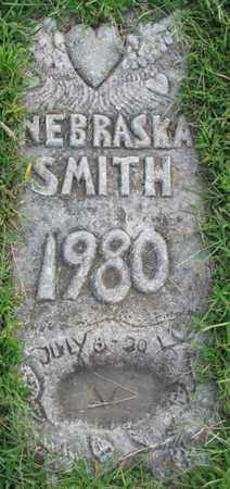 SMITH, NEBRASKA NATHAN - Saunders County, Nebraska | NEBRASKA NATHAN SMITH - Nebraska Gravestone Photos
