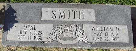 SMITH, WILLIAM D. - Saunders County, Nebraska | WILLIAM D. SMITH - Nebraska Gravestone Photos