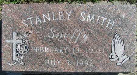 "SMITH, STANLEY ""SNUFFY"" - Saunders County, Nebraska | STANLEY ""SNUFFY"" SMITH - Nebraska Gravestone Photos"