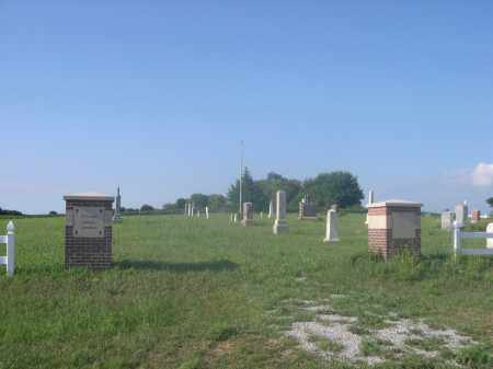 ST JAMES CATHOLIC CEMETERY, ENTRANCE TO - Saunders County, Nebraska | ENTRANCE TO ST JAMES CATHOLIC CEMETERY - Nebraska Gravestone Photos