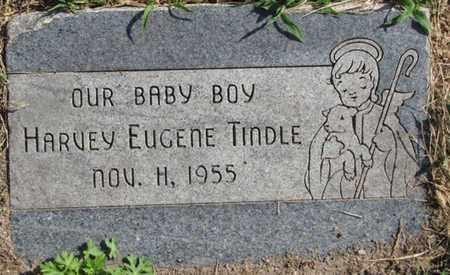 TINDLE, HARVEY EUGENE - Saunders County, Nebraska | HARVEY EUGENE TINDLE - Nebraska Gravestone Photos