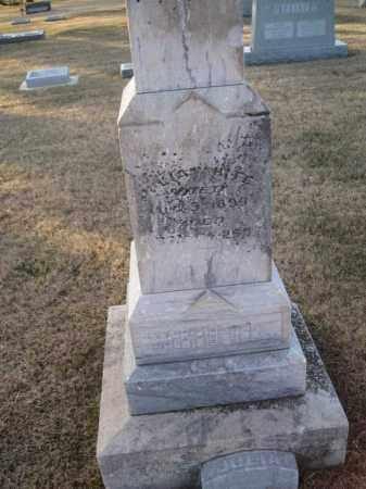 WHITE, JULIA - Saunders County, Nebraska | JULIA WHITE - Nebraska Gravestone Photos