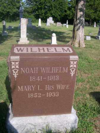 WILHELM, NOAH - Saunders County, Nebraska | NOAH WILHELM - Nebraska Gravestone Photos
