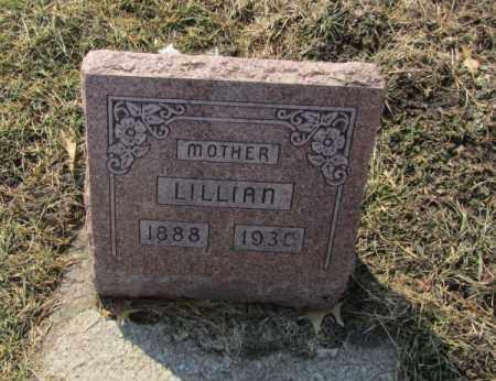 WILSON, LILLIAN - Saunders County, Nebraska | LILLIAN WILSON - Nebraska Gravestone Photos