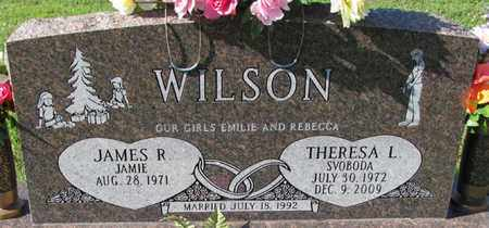 WILSON, THERESA L. - Saunders County, Nebraska   THERESA L. WILSON - Nebraska Gravestone Photos