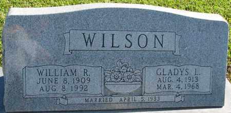 WILSON, GLADYS L. - Saunders County, Nebraska | GLADYS L. WILSON - Nebraska Gravestone Photos