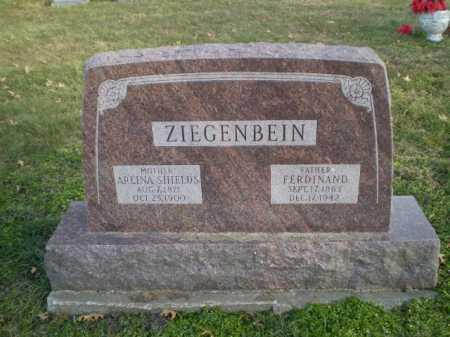 ZIEGENBEIN, ARLINA - Saunders County, Nebraska | ARLINA ZIEGENBEIN - Nebraska Gravestone Photos