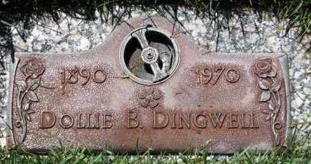 DINGWELL, DOLLIE BELLE - Scotts Bluff County, Nebraska | DOLLIE BELLE DINGWELL - Nebraska Gravestone Photos