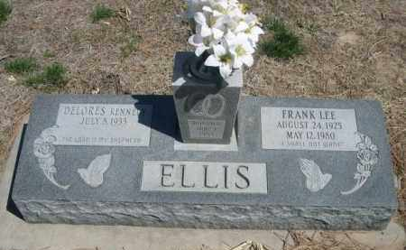 KENNEDY ELLIS, DELORES - Scotts Bluff County, Nebraska | DELORES KENNEDY ELLIS - Nebraska Gravestone Photos