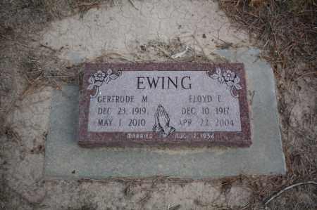 EWING, GERTRUDE MAE - Scotts Bluff County, Nebraska | GERTRUDE MAE EWING - Nebraska Gravestone Photos