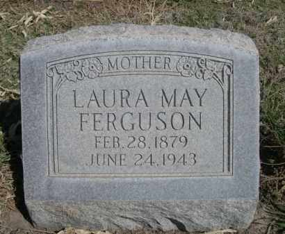 FERGUSON, LAURA MAY - Scotts Bluff County, Nebraska | LAURA MAY FERGUSON - Nebraska Gravestone Photos