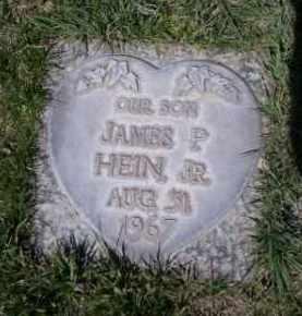 HEIN, JAMES P. - Scotts Bluff County, Nebraska | JAMES P. HEIN - Nebraska Gravestone Photos