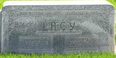 LACY, ORABELLE - Scotts Bluff County, Nebraska   ORABELLE LACY - Nebraska Gravestone Photos