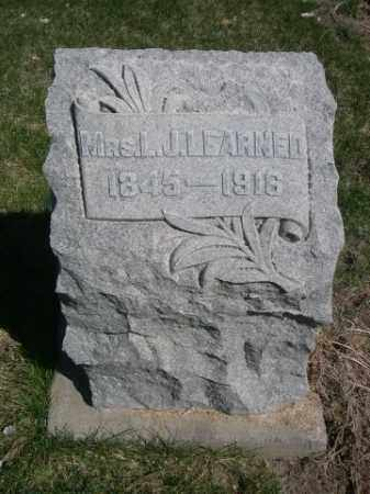 LEARNED, MRS. L.J. - Scotts Bluff County, Nebraska | MRS. L.J. LEARNED - Nebraska Gravestone Photos